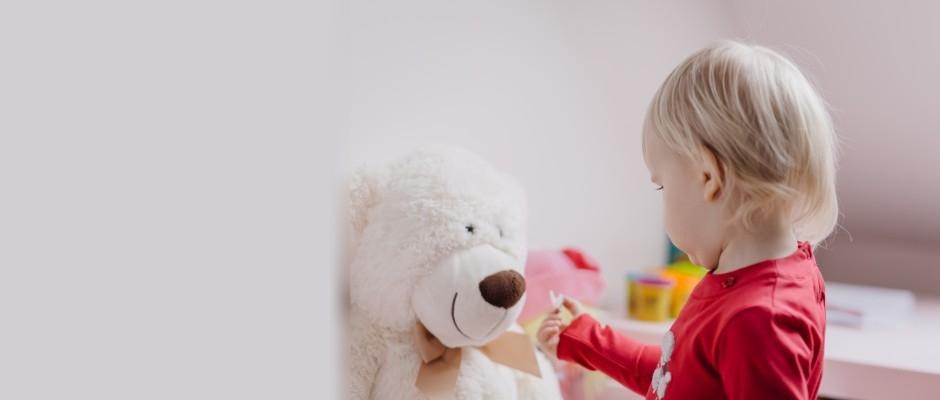 Rehabilitačné cvičenie pre deti