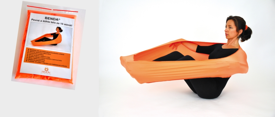 BENDA® – elastický pás na cvičenie